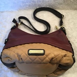 Steve Madden Multicolored Quilted Purse